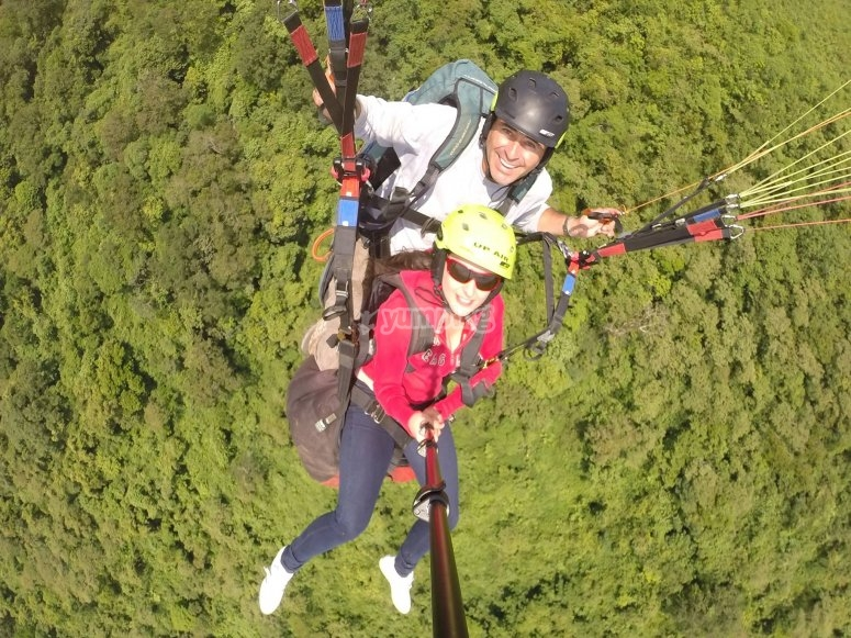Learn how to paraglide