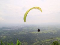 Learning about paragliding
