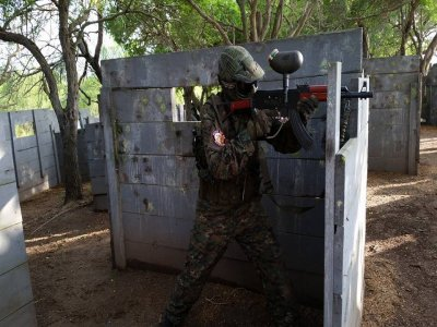 Paintball with 500 capsules in Tamaulipas