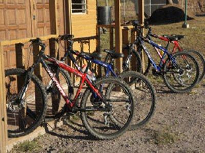 Cabañas La Mesa Ciclismo de Montaña