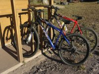 Excellent bicycles for rent