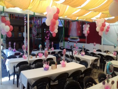 Children's party in Naucalpan on Friday and Saturday