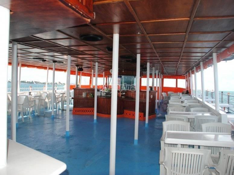 Instalaciones de la embarcacion