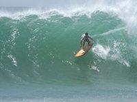 Surf en el mar