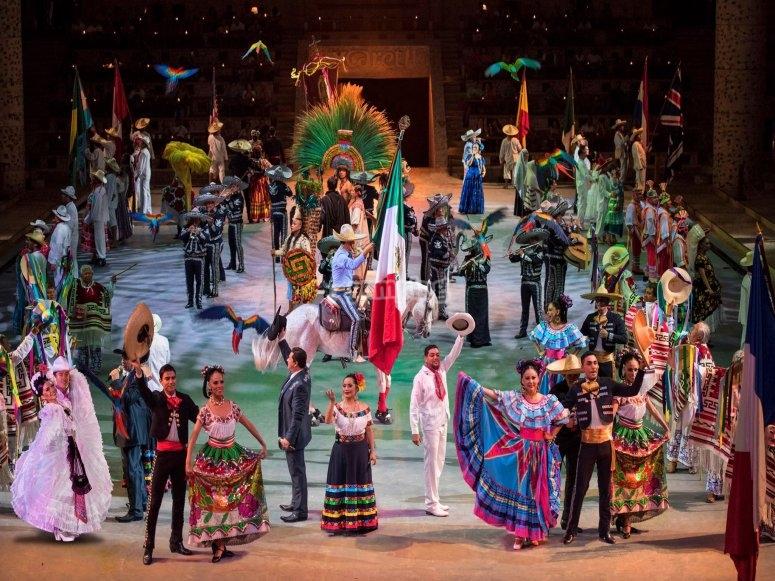 Xcaret Mexico Espectacular