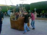 Fly in San Miguel de Allen