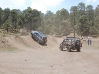 Passion for all-terrain vehicles