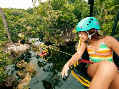 Tour Xel Há desde Riviera Maya precio niños