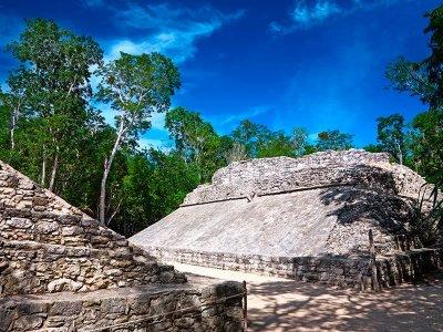 Xel-Ha Tour + visit to Coba from Riviera Maya
