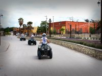Four-wheelers