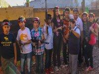 Laser Tag in Puebla birthday party