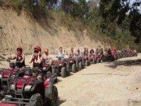 ATV at Chachalacas