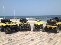ATV under the sun