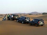 Sand dunes and beaches