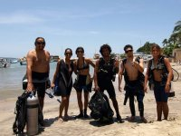 Diving excursion
