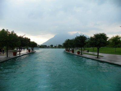Metro Tour through the City of Monterrey