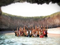 Boat tour to Islas Marietas and Playa del Amor