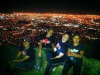 Trekking during the night