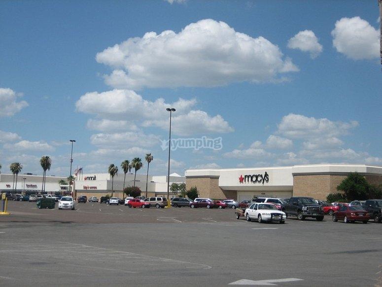 Mall in Laredo