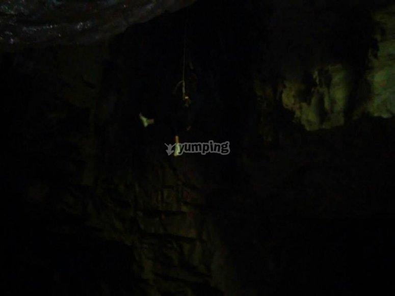 Meet the caves