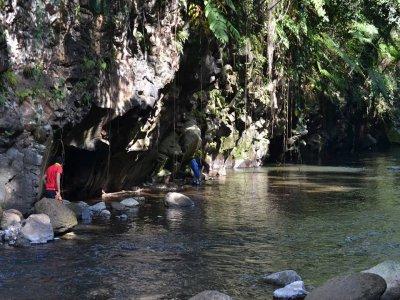 Speleology + underground river route in Cuetzalan