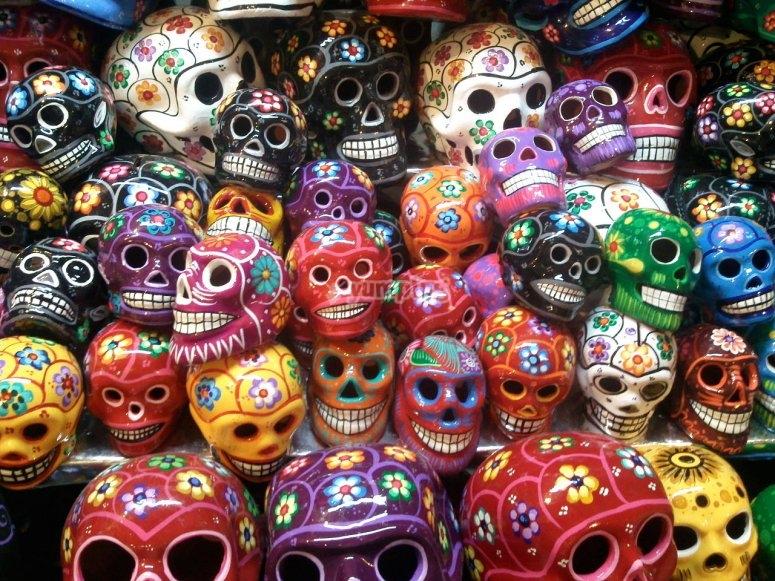 Folclor in Coyoacán