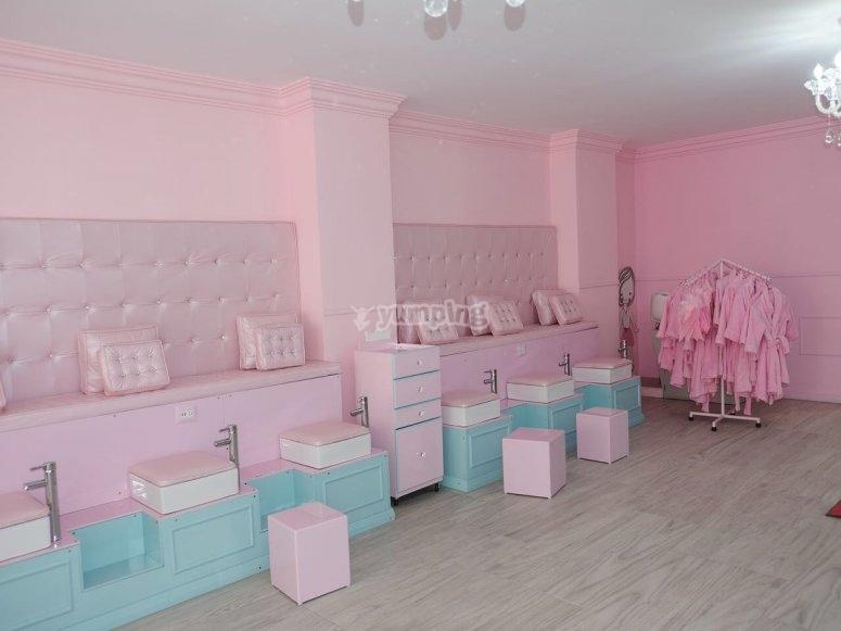 Tratamientos para pequenas princesas