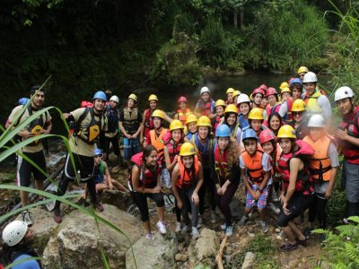 Caving for beginners in Cuetzalan 7 hrs
