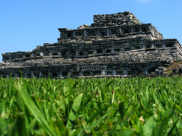 Zona arqueologica de cuetzalan