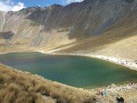 Espectaculares vistas desde el Nevado de Toluca