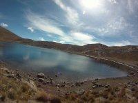 Lagunas en el Nevado de Toluca