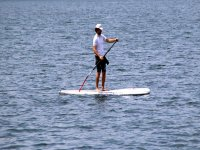 Paddle Surf en la laguna de Valle de Bravo