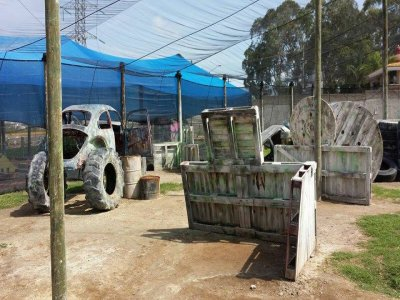 Paintball in Zapopan
