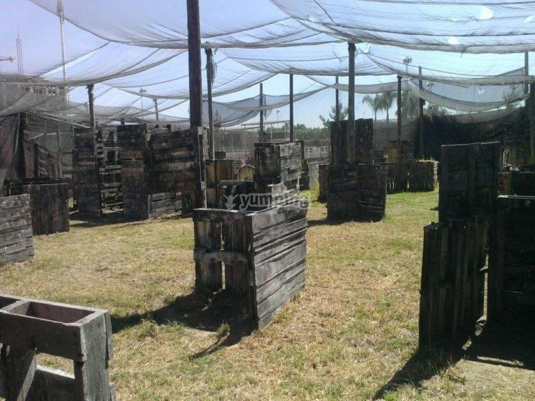 battlefield Jardines