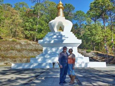 Hiking Tour To La Stupa in Valle de Bravo