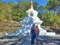 Stupa de la paz mundial