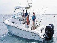 Lanchas de pesca