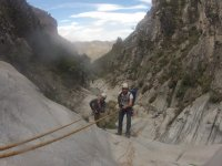 Pure adrenaline and vertigo