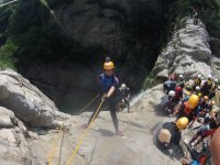 Rappelling with emotion