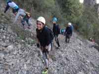 Hiking tour Cerro de la Silla in Nuevo Leon