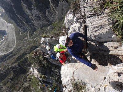 Hike to Cerro de las Mitras and Pico Perico Nuev