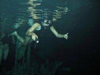 Snorkel in Jungle Maya