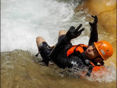 Canyoning in Matacanes + lunch
