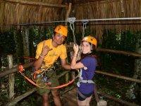 Canopy equipment
