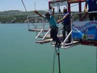 Bungee jump in Tequesquitengo for 4 people