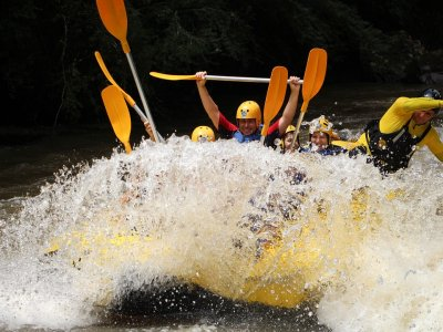 Rafting in Jalcomulco Easter deal