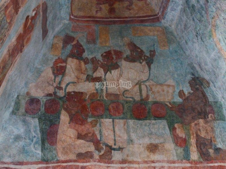 Arte clasico Maya