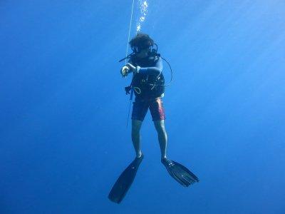PADI Rescue Diver Course in Querétaro