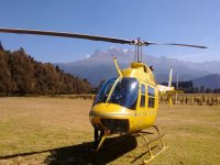 A helicopter flight to Panoaya