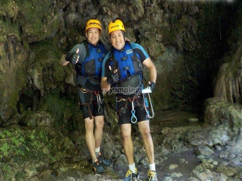 Cuevas de matacanes